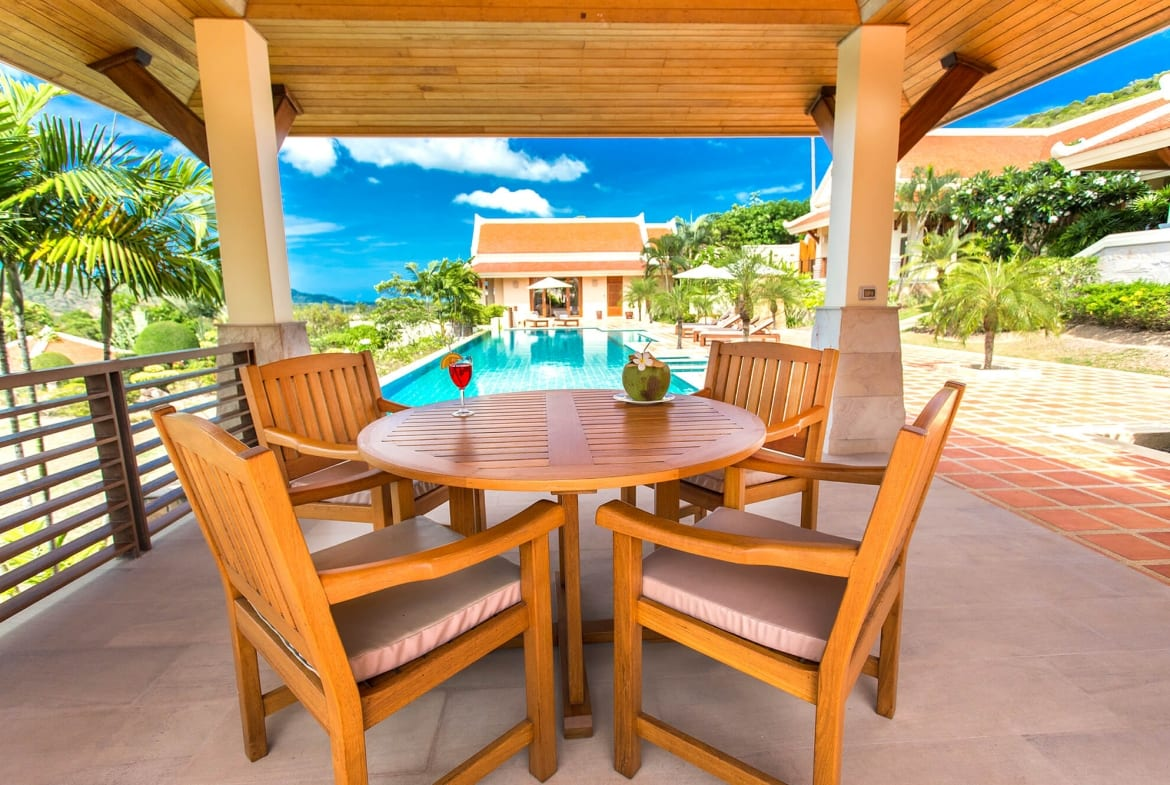 8 bedroom villa for sale thailand samui