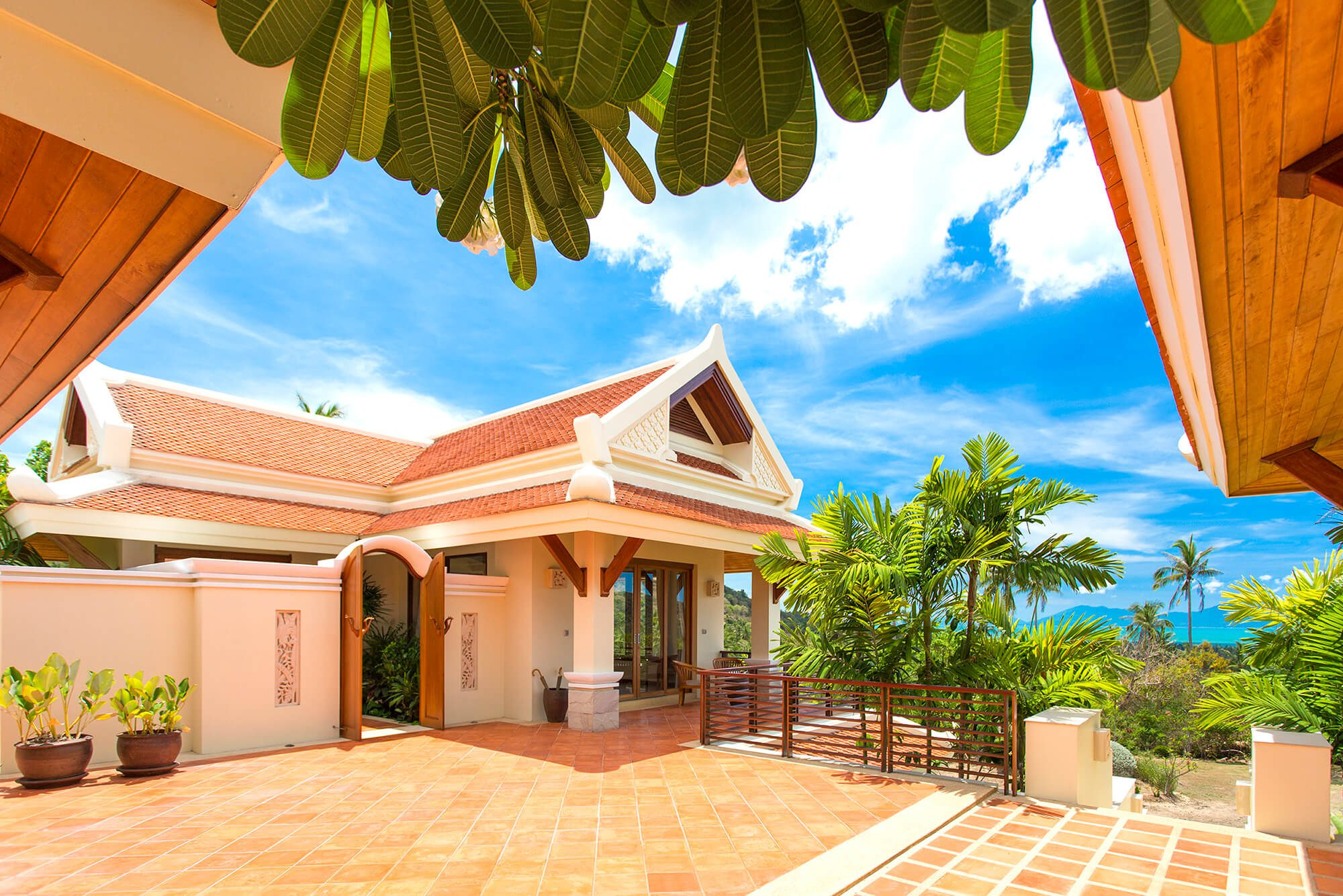 exclusive villa for sale samui